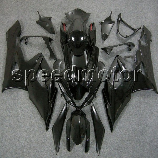 23colors+Gifts Injection mold black GSXR1000 2005 2006 motorcycle cowl Fairing for Suzuki GSX-R 1000 05 06 K5 ABS plastic kit