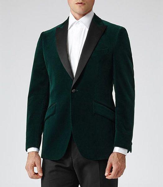 2018 Elegant Velvet 8 Colors Fashion Groom's Wear Velvet Tuxedos/Wedding Suits For Men/3 Peices Suits(Jacket+Pants+bowtie)