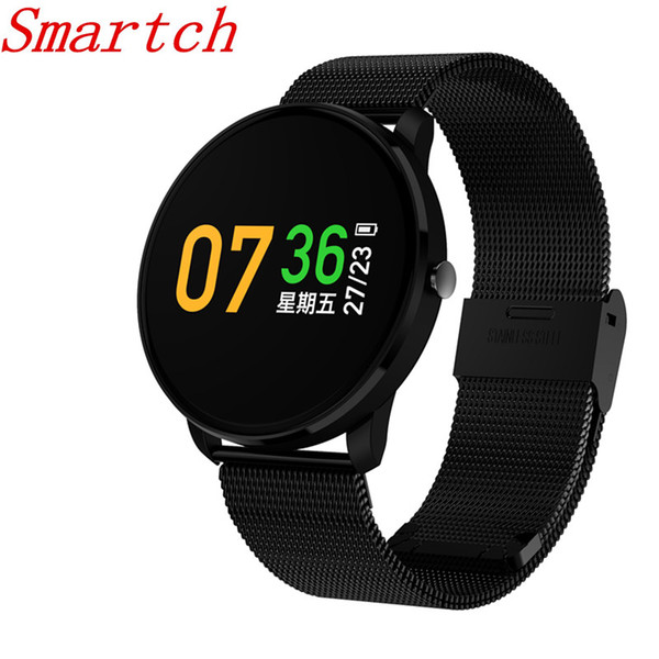 Smartch CF007s Smart Bracelet Colorful Screen Heart Rate Monitor SMS Notification Sport Tracker