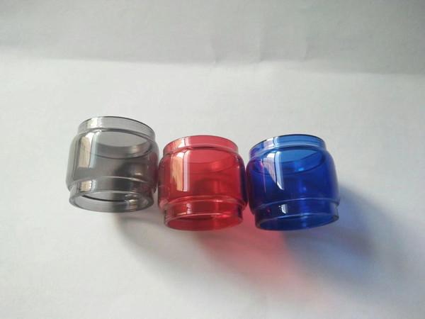 TFV12 Prince Extend Pyrex Glass Tube Replacement For SMOK TFV12 Prince Tank RTA Atomizer Top Quality DHL Free