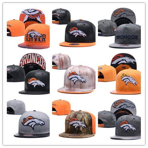 heißer Verkauf Denver Hüte Männer Broncos USA FLAGGE camo Hysteresen kühle Frauen-Sport-justierbare Kappen-Huthysteresen nehmen Tropfenschiff an