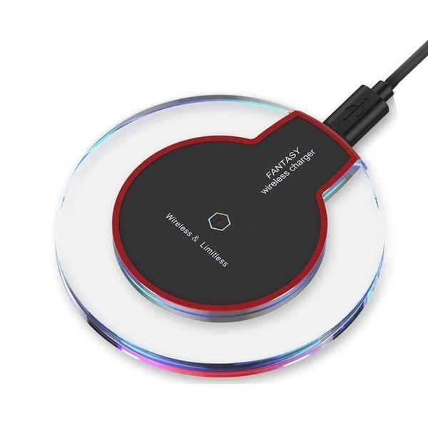 Qi wireless Charging with Support Type-C Micro USB Film Patch Module Fast Wireless Charger pad with Ultra-slim WXK9