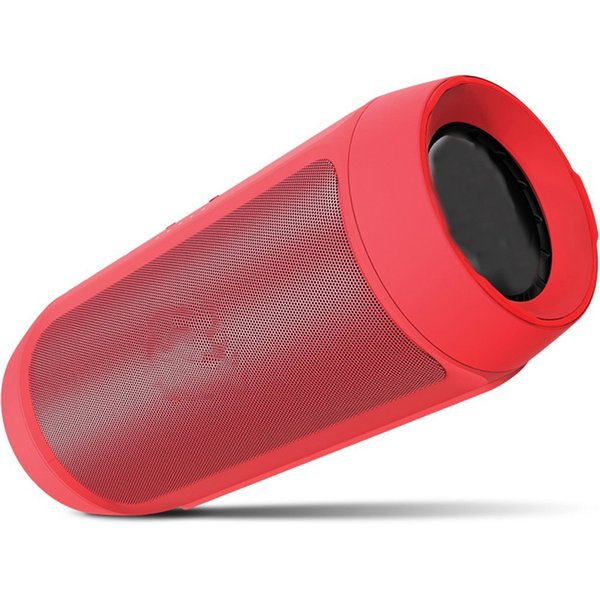Şarj 2+ Sıçramaya Dayanıklı Taşınabilir Bluetooth Hoparlör karışık renkler