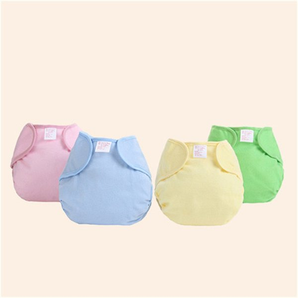 baby reusable diapers boys cloth diaper girls washable diaper for newborn reusable nappies cotton DB-NK005-3PCS/LOT