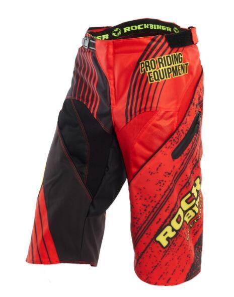 ROCK BIKER Motocross shorts motorcycle Bike downhill MTB ATV MX DH road mountain bike shorts