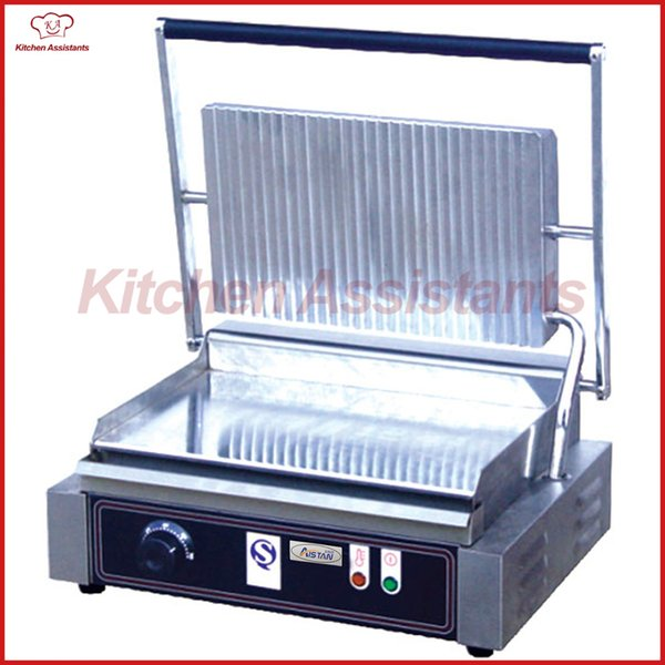 EG815 electric sandwich griddle grill machine of catering equipment