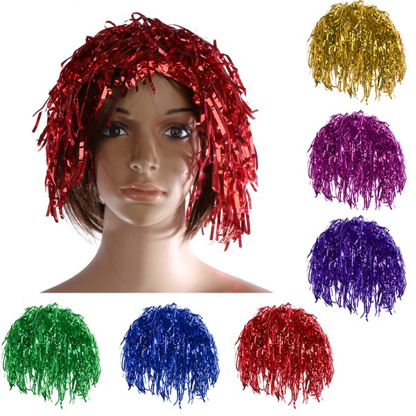 Bachelorette Party Supplies Shining Rainy Cosplay Games Hat Dance Fun Party Cap Hens Night Party Decor Fancy Dress Decoration