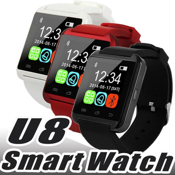 mejor servicio 4cbcb dff46 Lotus Relojes Reloj Inteligente U8 Reloj Inteligente Relojes De Pulsera Con  Altímetro Y Motor Relojes Inteligentes Para IPhone 7 6S Plus Samsung S9 S8  ...