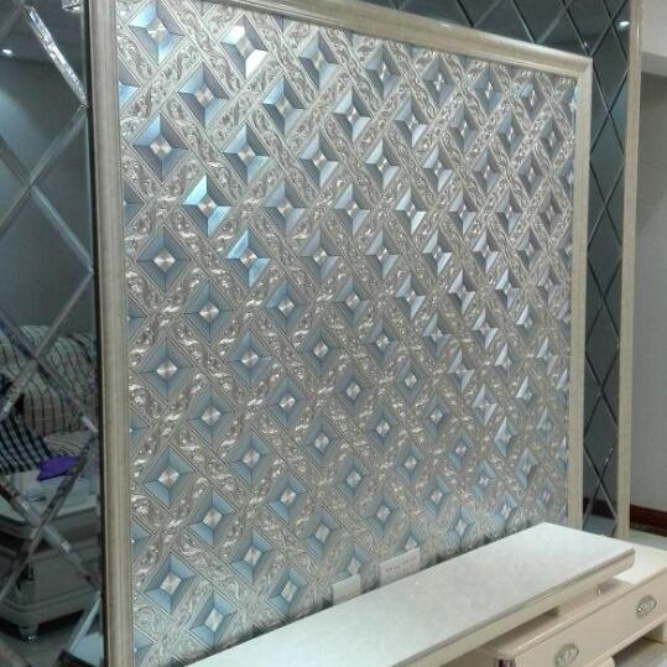 PAYSOTA Mosaik Luxus Glitter Wallpaper Hintergrund Wand Shiny Goldfolie tapete Decke Wand Papier Wandverkleidung