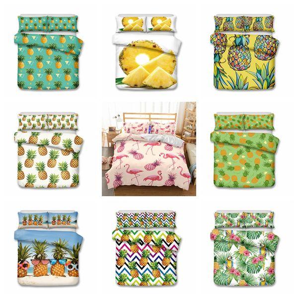 9styles US AU Size Luxury Bedding Set Duvet World Map Printed Bed Cover Set King Sizes Duvet Cover Bedding 3pcs Set GGA775