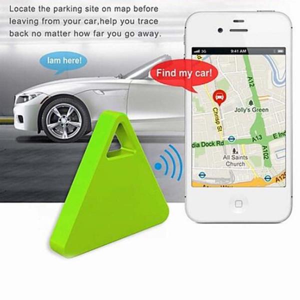 Smart Wireless Bluetooth 4.0 Key Finder iTag Phone Tracker Alarm Anti Lost Tracker Alarm GPS Locator New