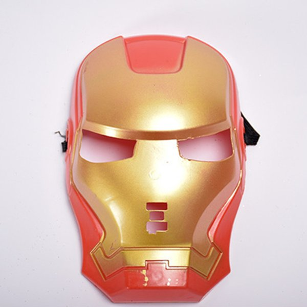 Железный Человек Маска