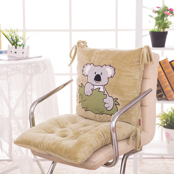 Swell Dual Use Detachable Home Decor Sofa Pillows Cartoon Pattern Cushion Seat Cushion Back Pillow On The Chairs Stoel Kussenpillow Mat Wicker Couch Inzonedesignstudio Interior Chair Design Inzonedesignstudiocom
