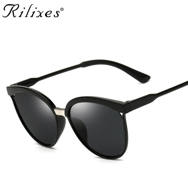 ef481b8546da RILIXES Sunglasses Men Bamboo Sunglass Women Brand Design Sport Goggles  Gold Mirror Sun Glasses Shades lunette