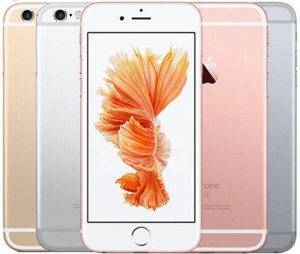 "Original Apple iPhone 6s without fingerprint iOS Dual Core 2GB RAM 16GB 64GB 128GB ROM 4.7"" 12.0MP Camera 4G LTE refurbished Mobile Phone"