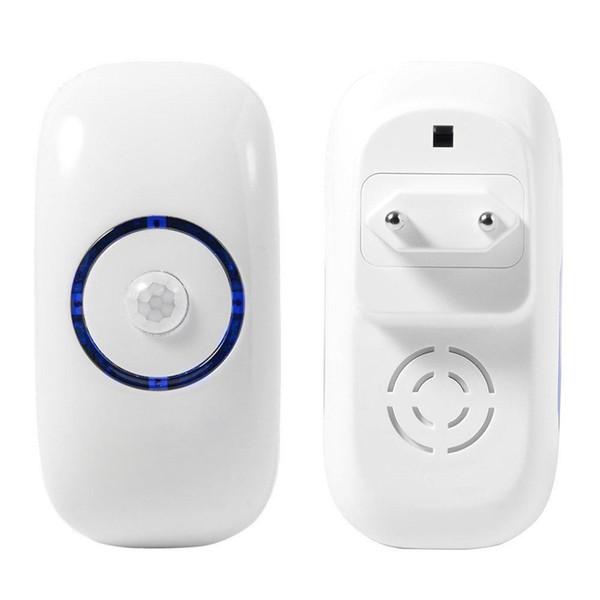 3.6 W LED Corpo Sensível Ao Movimento de Iluminação Noturna Brilhante Auto Sensor de Indução Humana Luzes Da Lâmpada EUA REINO UNIDO DA UE Plug Inteligente Ativado Luz Suave