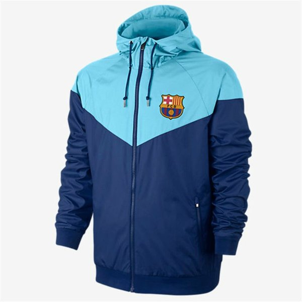 New Designer Jacket Coat Autumn Brand Windrunner Windbreaker Jacket Mens Hoodie Sportswear Soccer Team Pattern Fashion Zipper Clothing