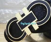 black buckle