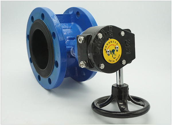 top popular NEW DN50 PN 1.6 Manual Clamp Butterfly Valve GB Standard 2021