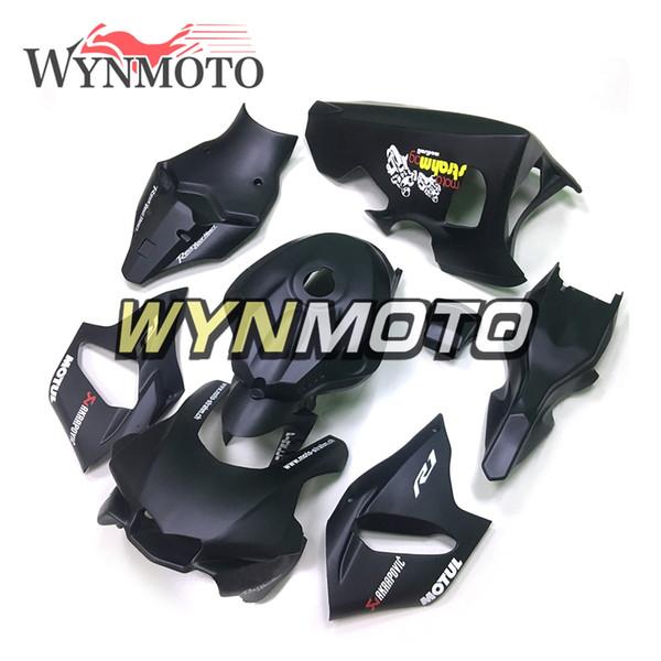 Neues Fiberglas, das mattes Schwarzes 2015-2016 R1 Motorrad-ABS volle Verkleidungen für Yamaha YZF1000 R1 YZF 1000 2015 Einspritzungs-Karosserie-Rumpf läuft