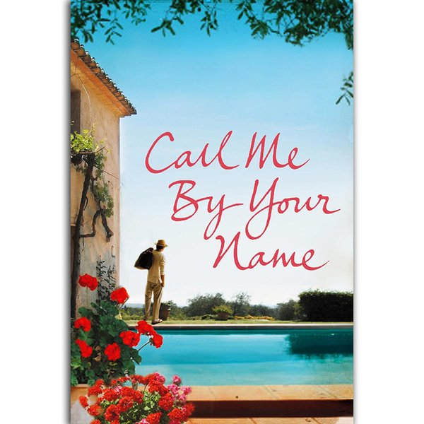 G3155 Call Me by Your Name Timothee Chalamet Elio Hot Movie A4 Art Poster Silk Light Canvas Painting Print Home Decor For Wall