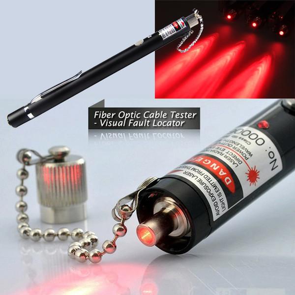 Free Shipping Pen Style 20Km Optical Fiber Cable Tester Fiber Optic Visual Fault Locator 20Km Range.
