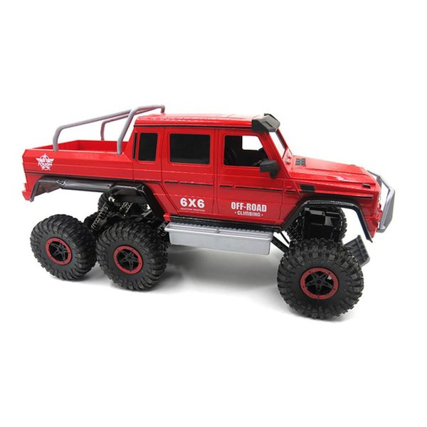 Flytec 699-118 Remote control cars off road rc car buggy 6wd 2.4GHZ Radio controlled car for kids machines on the remote control