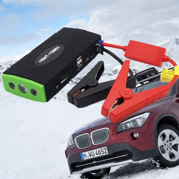 2018 Emergency 600A Car Jump Starter Power Bank Portable 12V Diesel Starting Deivce Car Charger For Battery Buster