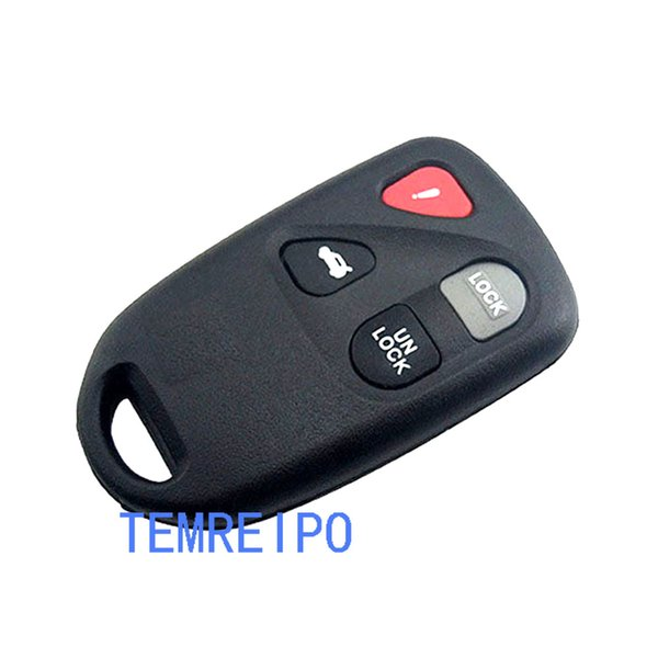 3+1 button keys for mazda 3 5 6 remote control key case car key for mazda 2 key covers