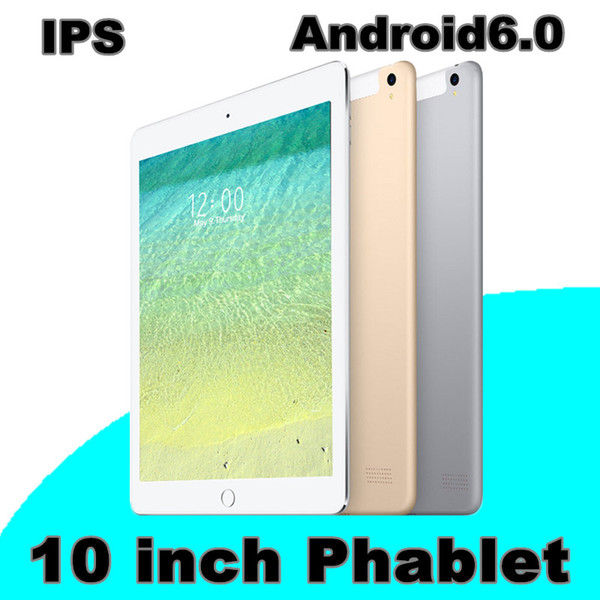 10.1-inch tablet PC IPS Android 6.03G MTK6582 quad-core 1MB+16GB 128G memory can be inserted.