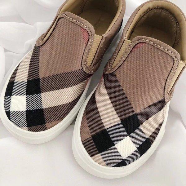 Catamite Shoe 2018 новый роскошный дизайнер из натуральной кожи мальчики / девочки обувь высокого качества ручной работы шить шаблон Детская обувь Детская обувь