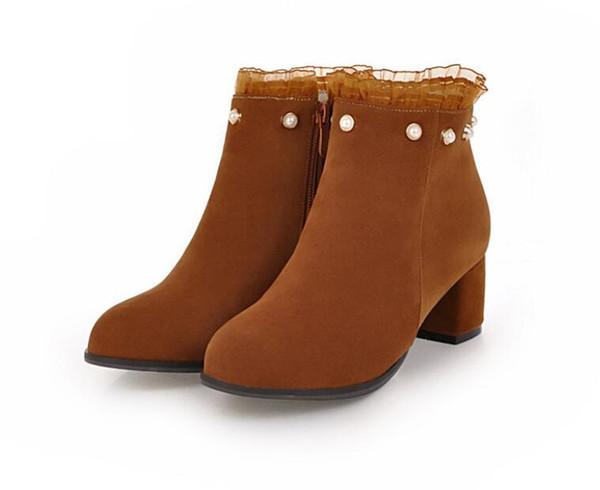 Brown Autumn style