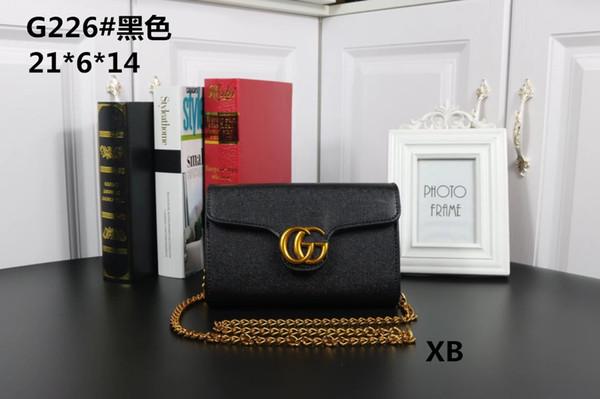 2019 Design Women's Handbag Ladies Totes Clutch Bag High Quality Classic Shoulder Bags Fashion Leather Hand Bags Mixed order handbags tag 43