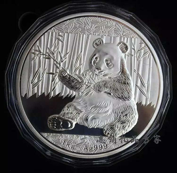 Details about Details about 1kg silver chinese coin 1000g silver 99.99% Zodiac silver coin h111 !