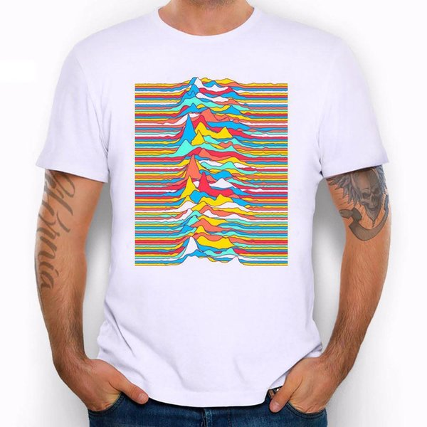 Make Music Like Colorfull Hipster Mountains Funny Joke Men T Shirt Tee 100 % Cotton Tee Shirt For Men T Shirt Funny T-Shirt Men