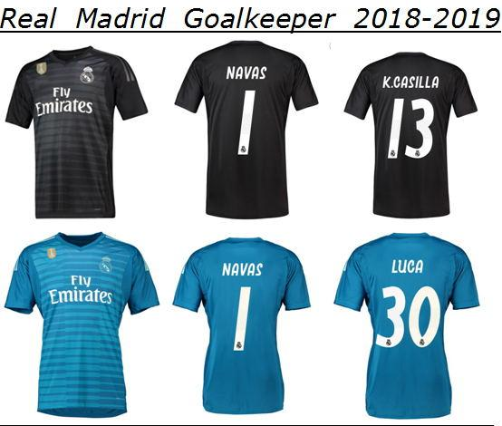 Maglia Home Real Madrid Courtois