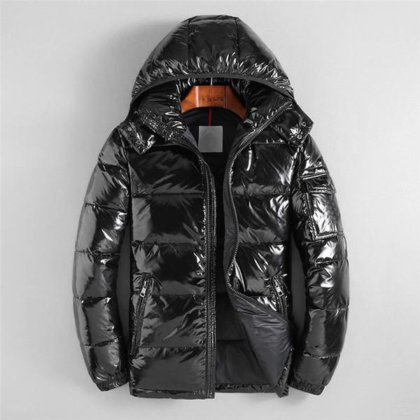 Mens Designer Luxury Jackets Fashion Men Winter Coats Brand Windbreaker Zipper Coat Casual Outdoor Sports Men Jackets Mens Clothing