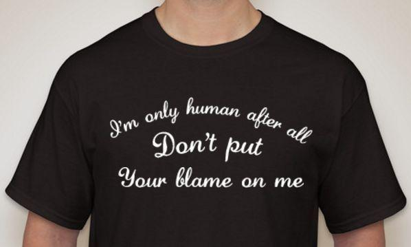 87c4be14f8 Rag n Bone Man I'm only human after all T-shirt 5 colours Small to 3XL