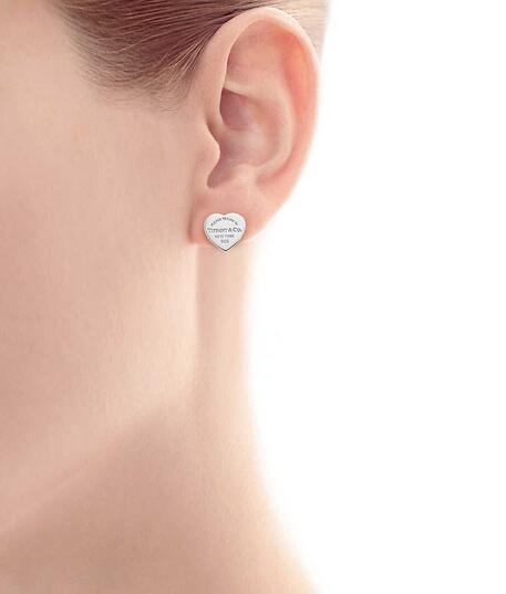 HOT 2018 New boucles d'oreilles Hot tiffany925 argent sterling bijoux de mode charmes romantiques ethnique mariage vintage 20 claw stud boucles d'oreilles avec boîte