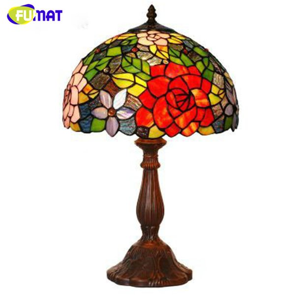 FUMAT Glass Art Lamp 12