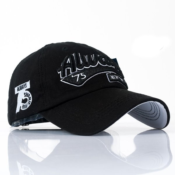 d5042719bdf 2018 New Men Women Letters Embroidered Baseball Cap Snapback Hat Hip-Hop  Adjustable Bboy Caps