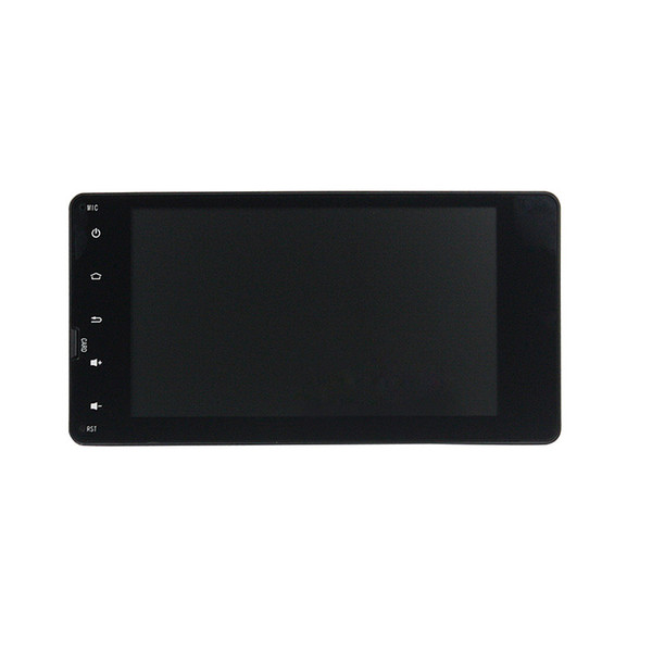 7Inch full touch 2GB RAM Andriod 6.0 Car DVD player for MITSUBISHI Outlander 2014 with GPS,Bluetooth, Radio