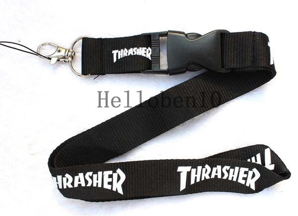 Skateboard Lanyard NEW UK Seller Car Keyring ID Holder Phone Strap Thrasher