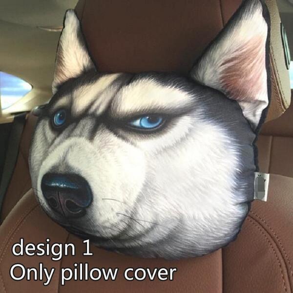 design 1 Uniquement taie d'oreiller