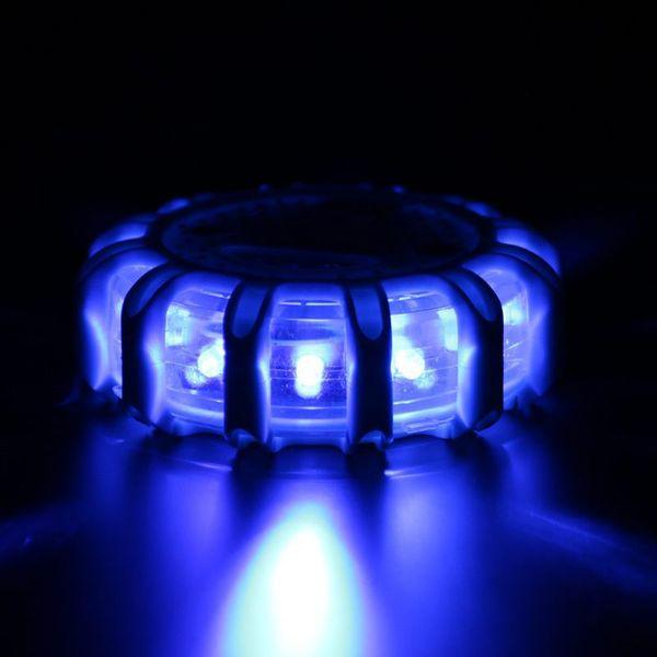 LED Road Flares Flashing Warning Emergency Lamp Roadside Car Safety Light Lamp