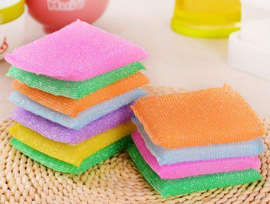 Очищающая губка для чистки