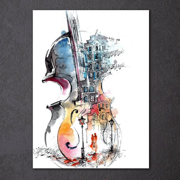 Music Abstract Art Drawing