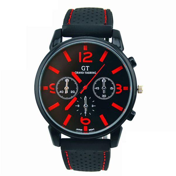 2018 Luxury Brand Men's Watches Quartz Clock Fashion Casual Sports Stainless Steel Hours Wrist Watch