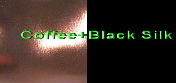 Coffee+Black Silk