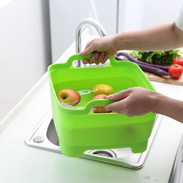 Acheter Gros Eco En Plastique évier Carré Drain Pad Table Vaisselle Protection à Laver Plateau De Vidange De 5091 Du Bowse Dhgatecom